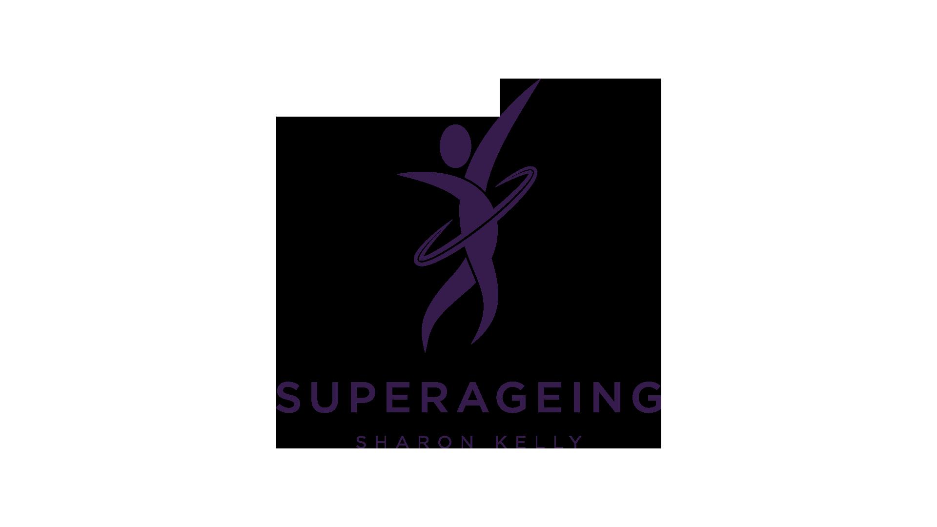 Super Ageing Logo